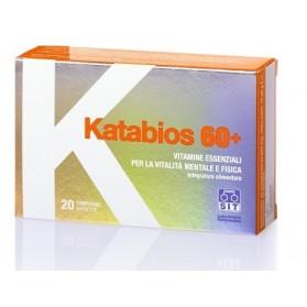 Katabios 60+ 20 Compresse
