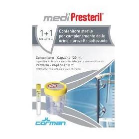Contenitore Urina + Provetta Medipresteril