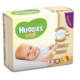 Pannolino Huggies Bebe' Base 2 24 Pezzi