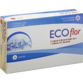 Ecoflor Boulardii 20 Capsule