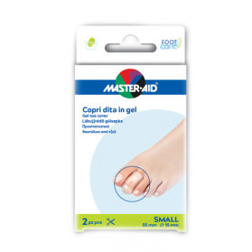 Copri Dita Master-aid In Gel S 2 Pezzi