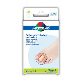Tubo In Gel Master-aid Elasticizzato S 7,5 Cm 2 Pezzi