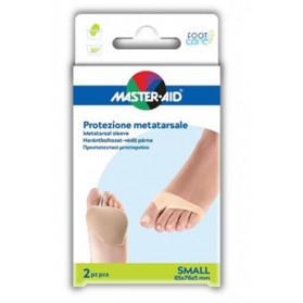 Protezione Master-aid Per Metatarso In Tessuto Elastico E Gel S 1 Paio