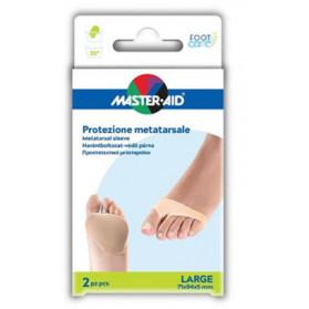 Protezione Master-aid Per Metatarso In Tessuto Elastico E Gel L 1 Paio
