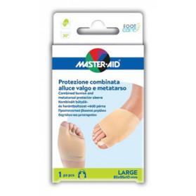 Protezione Master-aid Per Alluce Valgo E Metatarso L 1 Pezzo