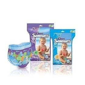 Pannolini Mare/piscina Libero Swim Pants Per Bambino 7/16 Kg 6 Pezzi