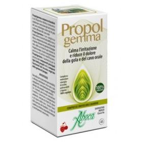 Propolgemma Bambini 45 Compresse Orosolubili 480 mg