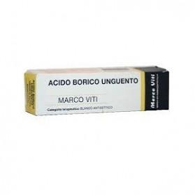 Acido Borico Mv 3% Unguento 50g