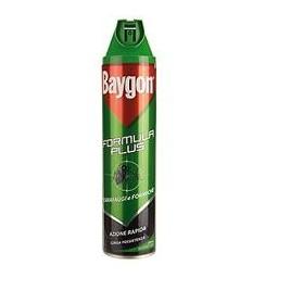 Insetticida Baygon Scarafaggi E Formiche Plus Spray 400 ml