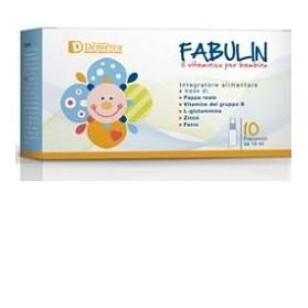 Fabulin 10 Flaconcini 10 ml