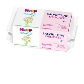 Hipp Salviettine Delicate Bipack 2 56 Pezzi