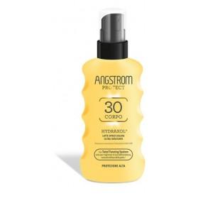 Angstrom Protect Hydraxol Latte Spray Solare Protezione 30 175 ml