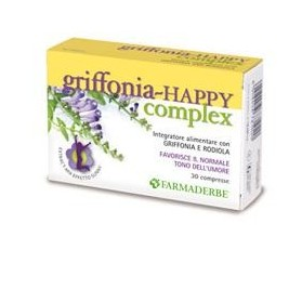 Griffonia Happy Complex 30 Compresse