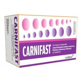 Carnifast 30 Compresse Orodispers