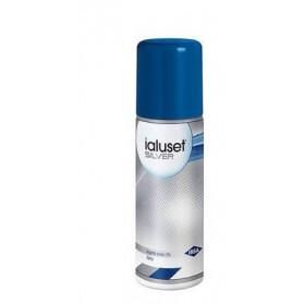 Ialuset Silver Medicazione Polvere Spray 125 ml