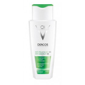 Dercos Shampo Antiforfora Secchi 200 ml