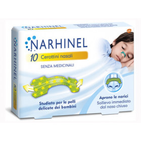 Narhinel Cerottini Nasali Bambini