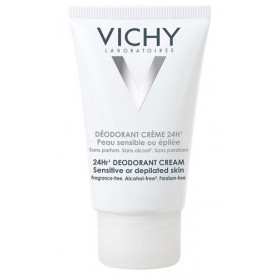 Deodorante Pelle Sensibile Crema 40 ml