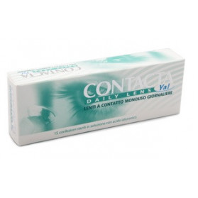 Contacta Daily Lens Y 15 -2,50
