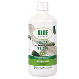 Aloe Vera Succo Polpa 1000ml
