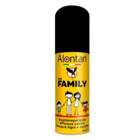 Alontan Family Spray Icaridina 20% 75 ml