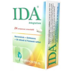 Ida 24 Compresse Orosolubili Divisibili