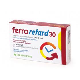 Ferro Retard 30 Compresse