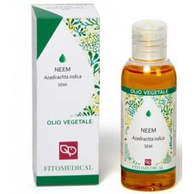 Olio Vegetale Neem 50 ml