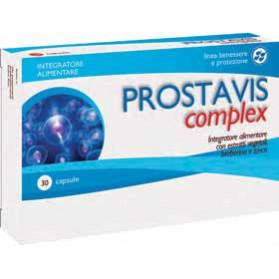 Prostavis Complex 30 Capsule