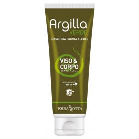 Argilla Verde Maschera Pronta