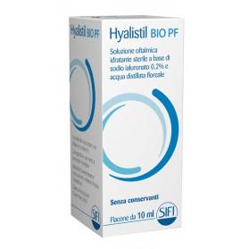 Hyalistil Bio Pf Gocce Oculari Ha 0,2% E Acque Distillate Frutti Rossi
