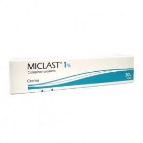 Miclast Crema 30g 1%
