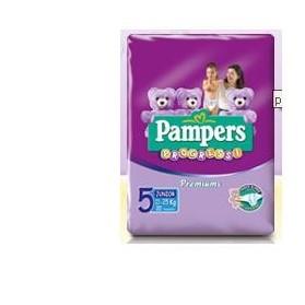 Pampers Progressi Premiums Junior 20 Pezzi
