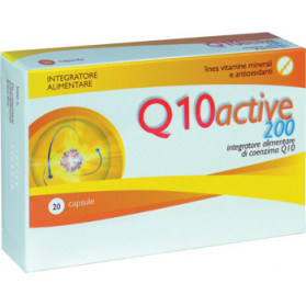 Q10 Active 200mg 20 Capsule
