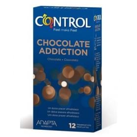 Profilattico Control Chocolate Addiction 6 Pezzi