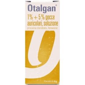 Otalgan Otologico Gocce Flaconcino 6g
