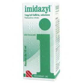 Imidazyl Collirio Flaconcino 10ml 0,1%