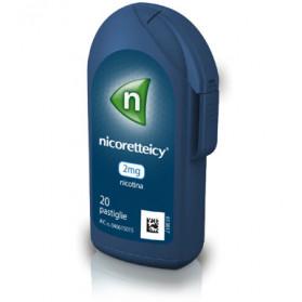 Nicoretteicy 20 Pastiglie 2mg