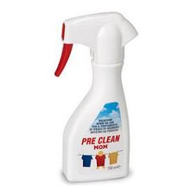 Mom Pre Clean Soluzione Trattamento Di Tessuti Ed Indumenti Infestati Da Pidocchi 150 ml