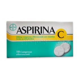 Aspirina C 10 Compresse Effervescente 400+240mg