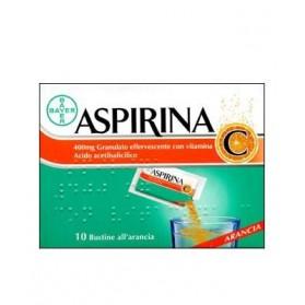 Aspirina Uso Orale Granulato 10 Bustine 400+240
