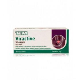 Viractive Crema 3g 5%
