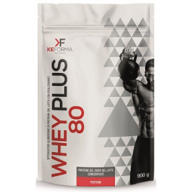 Whey Plus 80 Black Chocolate Busta 900 g
