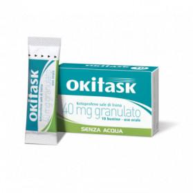 Okitask Uso Orale Granulato 10 Bustine 40mg