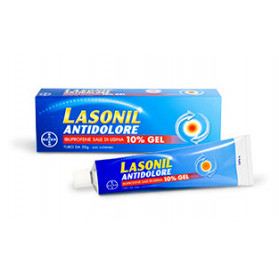 Lasonil Antidolore Gel 50g 10%