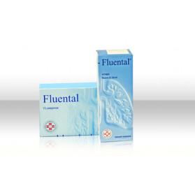 Fluental Adulti 15 Compresse 300mg+150mg