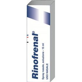 Rinofrenal Rinol Soluzione Flaconcino 15ml