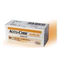Accu-chek Softclix 200lanc