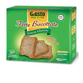Giusto Fette Biscottate 250 g