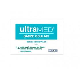 Garza Oculare Ultramed 14 Pezzi